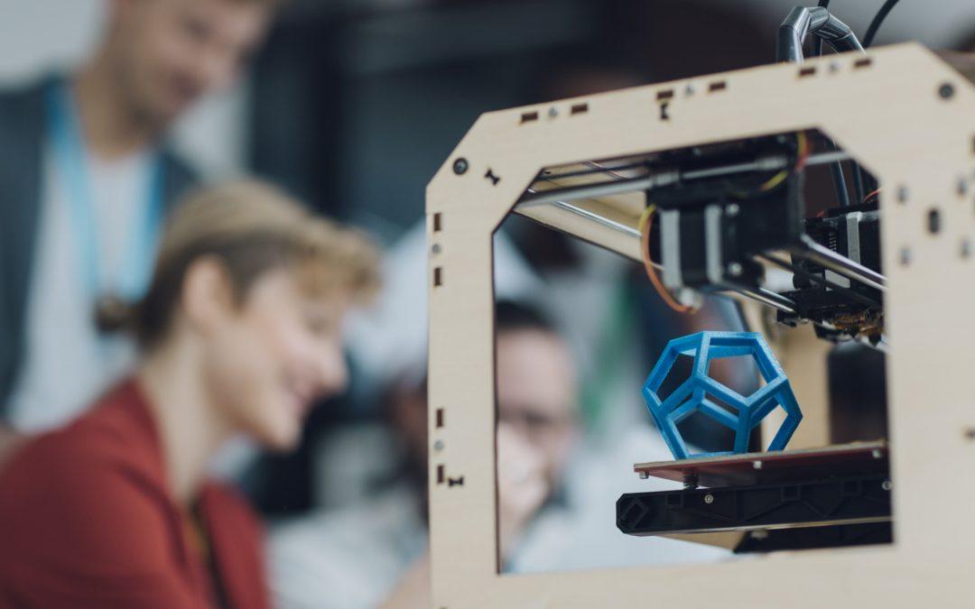 Zastosowanie inżynierii 3D w procesach prototypowania